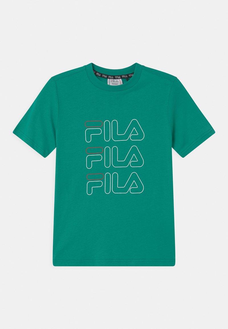 Fila - JULEON GRAPHIC - T-Shirt print - alhambra