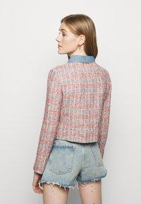 maje - VENISE - Summer jacket - rouge - 2