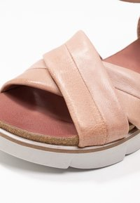 MJUS - Wedge sandals - perla - 2