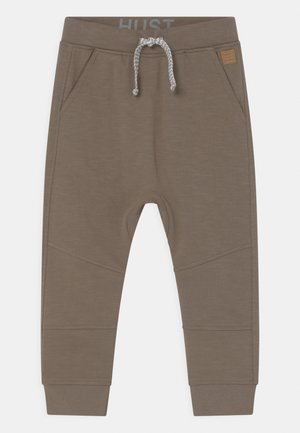 GEORG  - Tracksuit bottoms - brown
