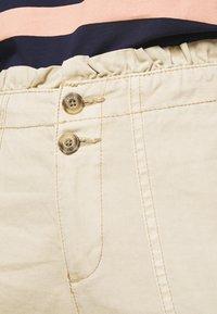 Esprit - Trousers - beige - 4