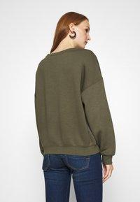 Moss Copenhagen - IMA - Sweatshirt - grape leaf - 2