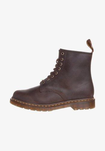 1460 BOOT - Šněrovací kotníkové boty - gaucho