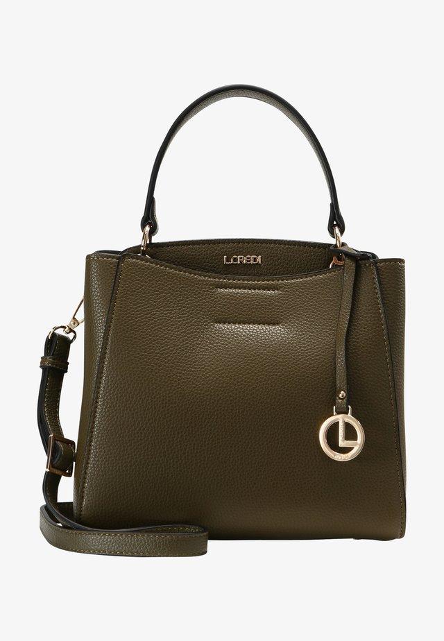 FABIENNE - Handbag - khaki