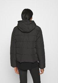 JDY - Winter jacket - black - 3