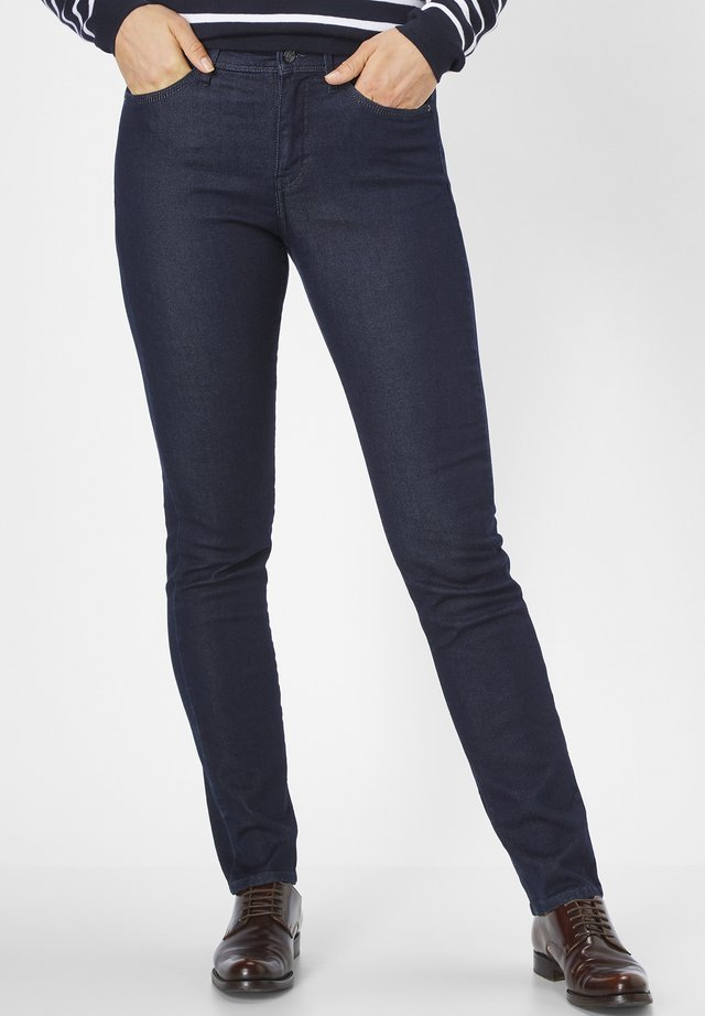 PAT - Slim fit jeans - rinsed