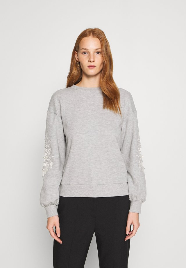 SLEEVE SWEAT - Sweatshirt - grey