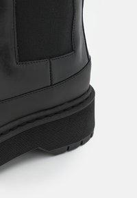 By Malene Birger - KILAS - Platform ankle boots - black - 6