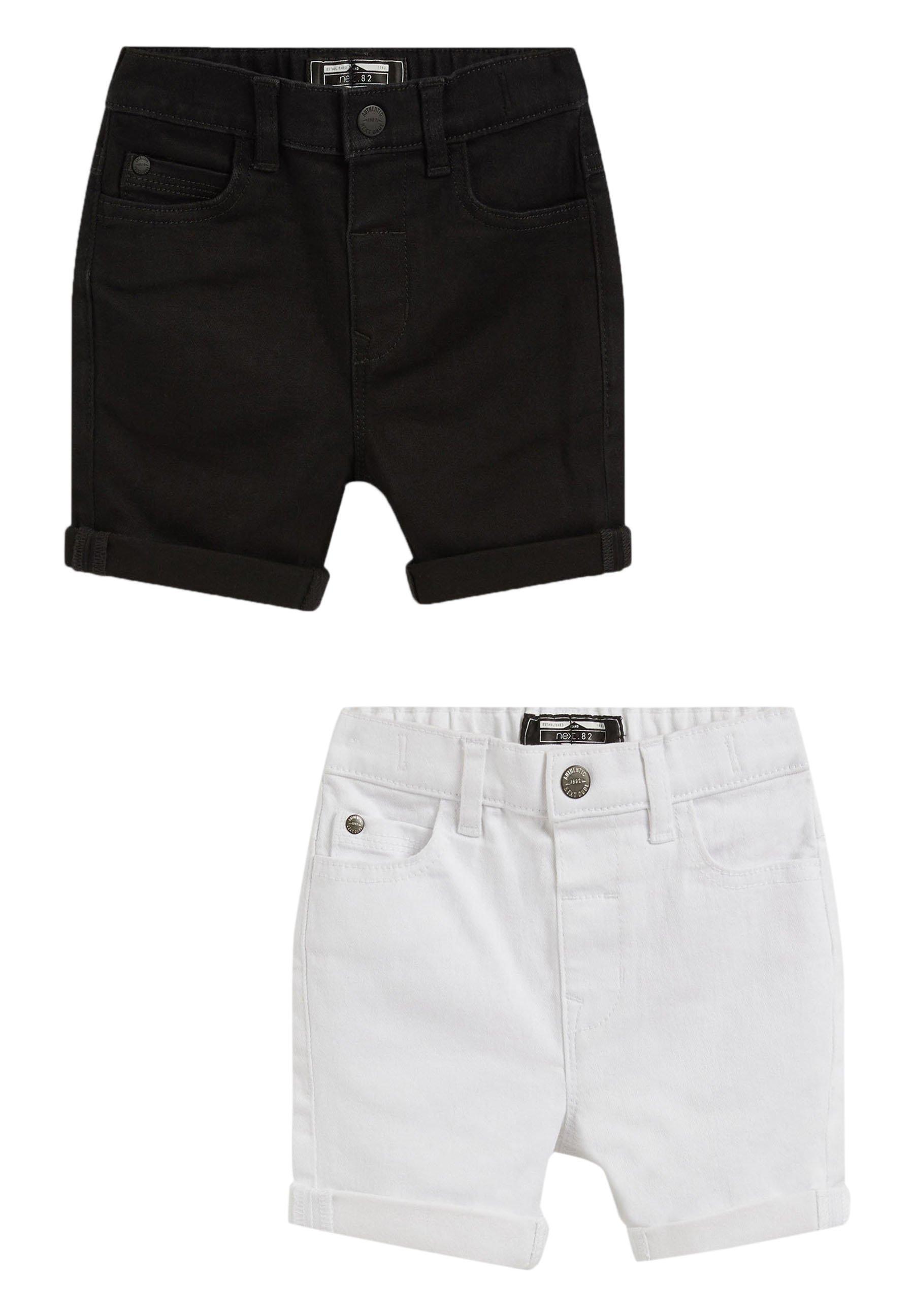 Kinder 2 PACK - Jeans Shorts