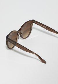 EOE Eyewear - ÅHEDEN - Occhiali da sole - soil/brown - 2
