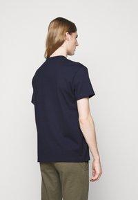 Polo Sport Ralph Lauren - SHORT SLEEVE - T-shirt con stampa - cruise navy - 2