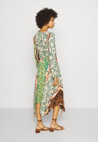 Desigual - WOMAN DRESS - Maxi-jurk - viejo cactus - 2
