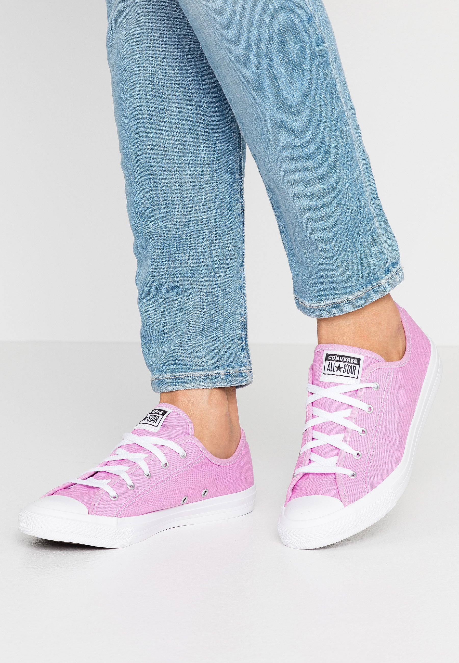 Converse CHUCK TAYLOR ALL STAR DAINTY - Sneakers basse - peony ...