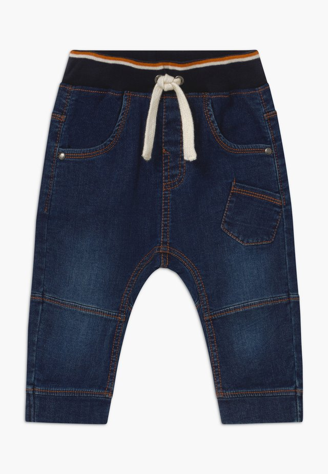JOHAN BABY - Jeans baggy - denim blue