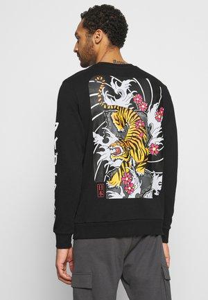 ONSHIKO LIFE CREWNECK - Sweatshirts - black