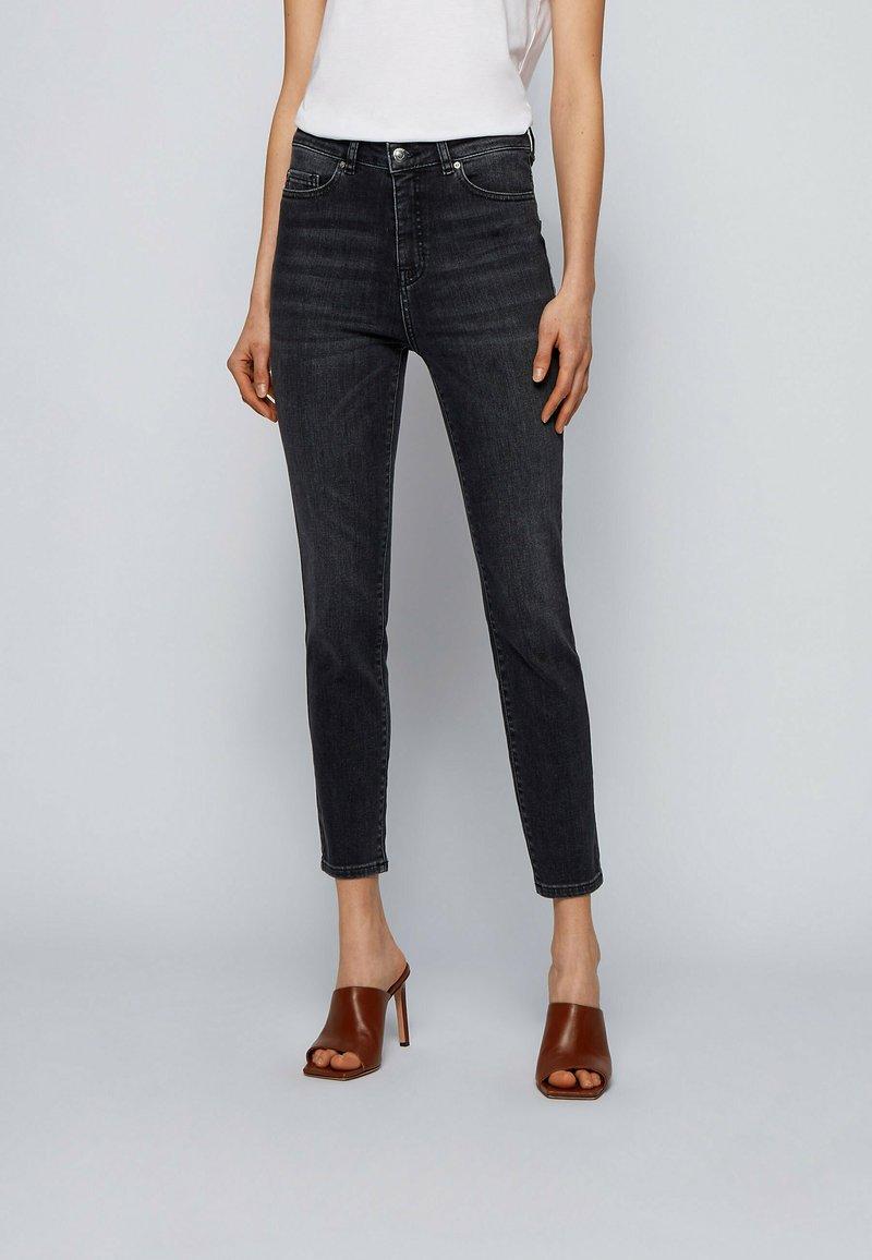 BOSS - Jeans Skinny Fit - dark blue