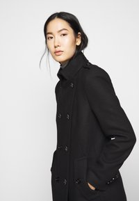 DRYKORN - HARLESTON - Classic coat - black - 3