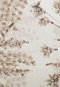 Maya Deluxe - KIMONO SLEEVE EMBELLISHED DRESS - Iltapuku - white - 2
