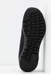 Skechers Wide Fit - FLEX APPEAL 3.0 - Sneakers laag - black - 6