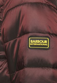 Barbour International - AUBURN QUILT - Light jacket - cocoa - 4