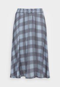 Mos Mosh - BELINI VICE SKIRT - A-line skirt - ombre blue - 3
