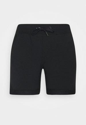 WOMAN BERMUDA - Sports shorts - nero