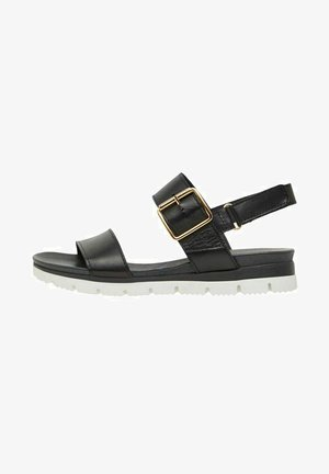 MIT SCHNALLEN - Sandals - black