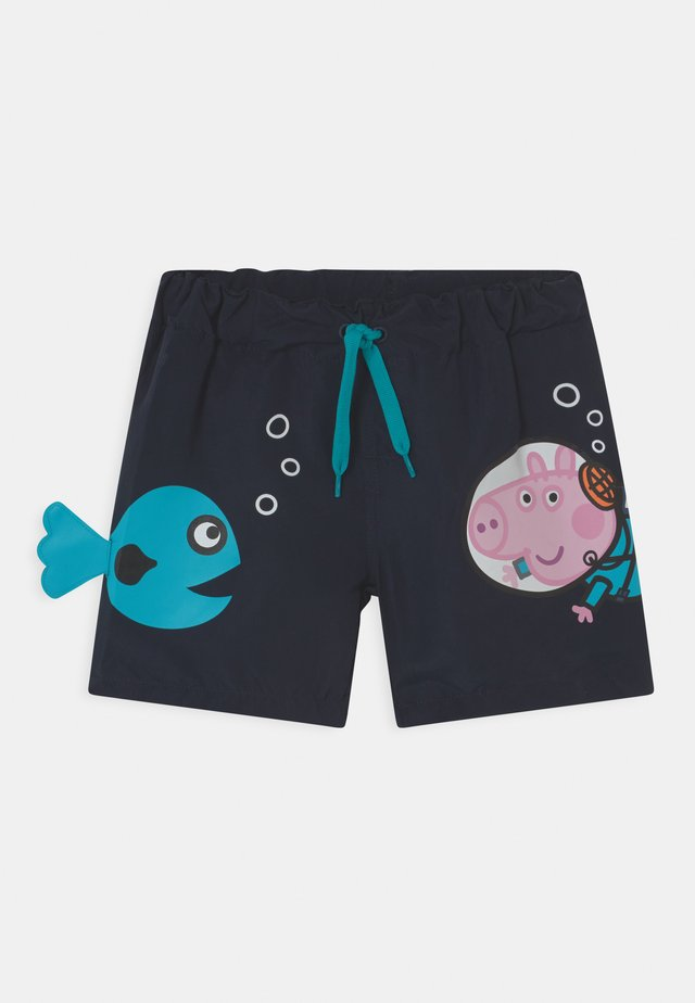 NMMPEPPAPIG - Swimming shorts - dark sapphire