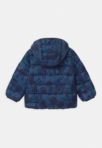 GAP - PUFFER - Zimní bunda - chrome blue - 1