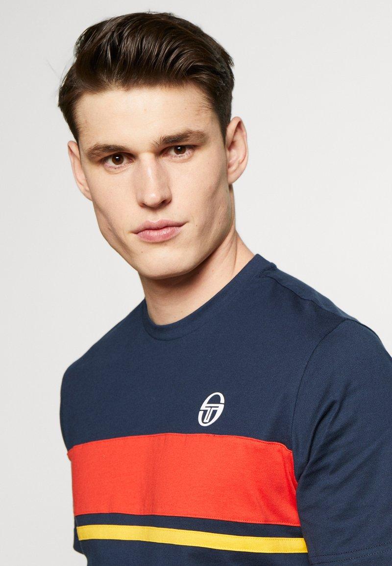 Sergio Tacchini Herren Herren T-Shirt Feluga T-Shirt