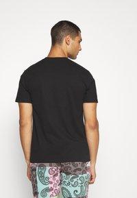 Carhartt WIP - UNIVERSITY SCRIPT  - Basic T-shirt - black/white - 2