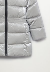 Mango - Winter jacket - silber