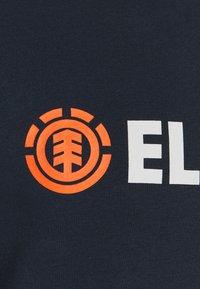 Element - BLAZIN CREW - Sweatshirt - eclipse navy - 2