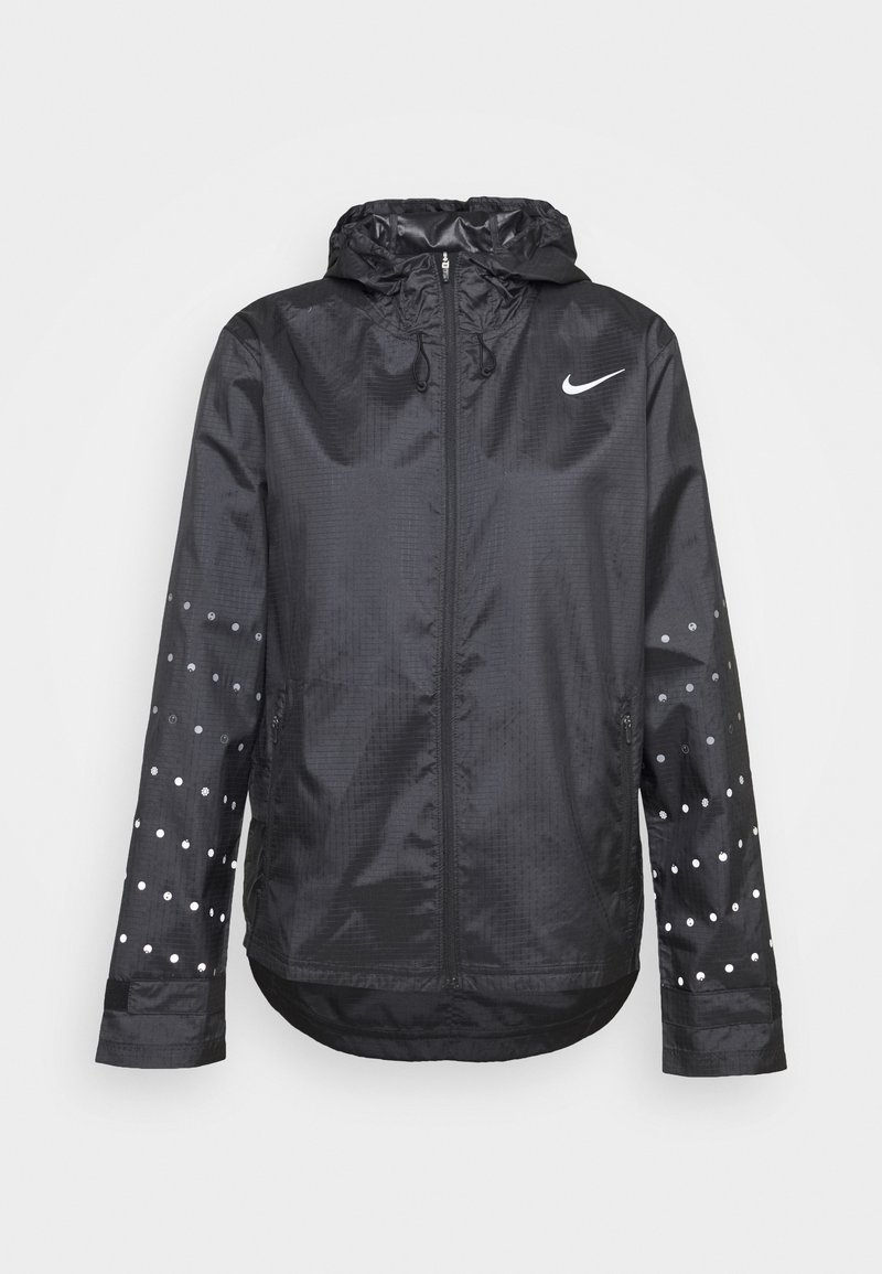 Nike Performance - RUNWAY - Veste de running - black/SILVER