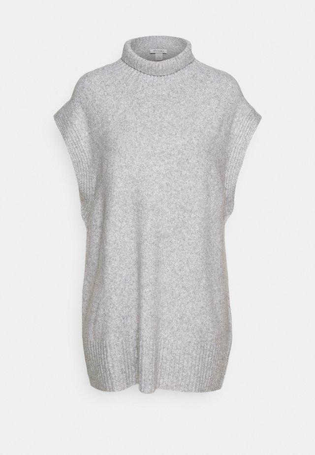 IRENE  - Stickad tröja - grey melange