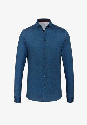 Shirt - blue devotion