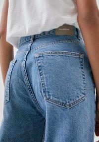 PULL&BEAR - Jeansy Straight Leg - blue - 5