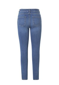 Yest - JOY - Slim fit jeans - mid blue - 5