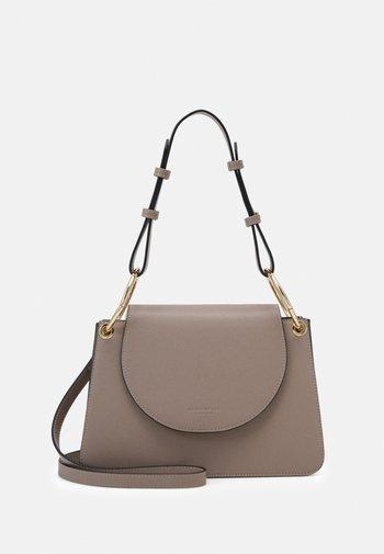 OLDEN - Handbag - warm grey