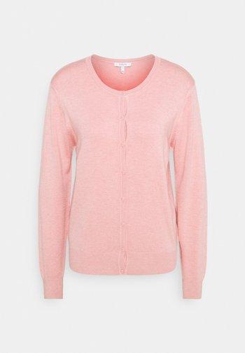 PIMBA - Cardigan - rose tan melange