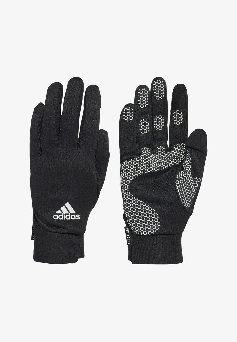 adidas Performance - CONDIVO AEROREADY GLOVES - Gloves - black