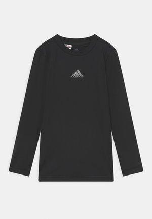 TECH-FIT TEE UNISEX - Sports shirt - black