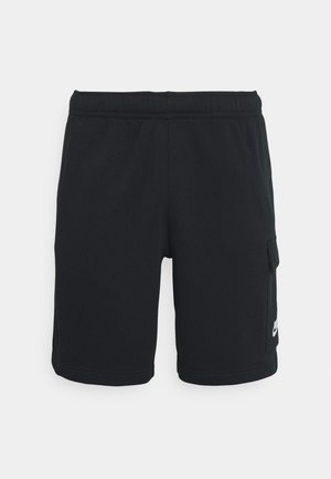NSW CLUB CARGO - Shorts - black