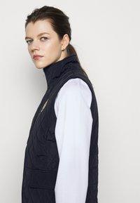 Lauren Ralph Lauren - VEST - Waistcoat - black - 3