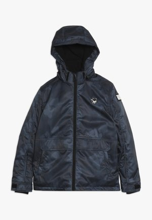 SKI TECHNICAL JACKET ALL OVER - Laskettelutakki - grey/blue