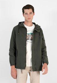 Scalpers - Outdoor jacket - khaki - 0
