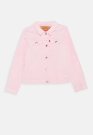 TRUCKER JACKET - Spijkerjas - rose shadow