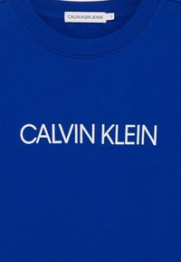 Calvin Klein Jeans - INSTITUTIONAL LOGO  - Sweater - blue - 4