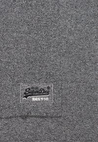 Superdry - ORANGE LABEL SCARF - Sciarpa - basalt grey grit - 3