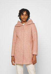 Vero Moda - VMVERODONA - Classic coat - mocha mousse melange - 0